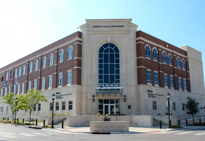 Edmond Public Safety Center